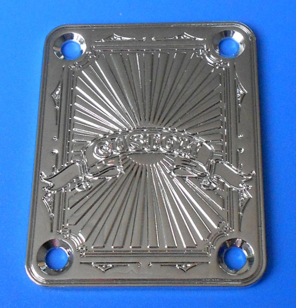 neck plate mold